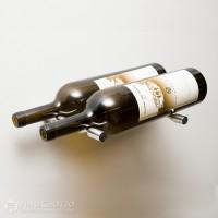 VintageView Vino Pins - Magnum Double Bottle (Milled Aluminum)