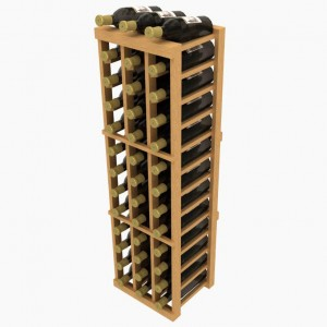 Home Collector Series - Stackable 3 Column Wine Rack