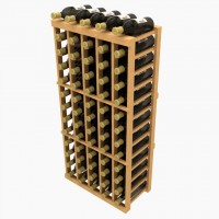 Home Collector Series - Stackable 5 Column Wine Rack