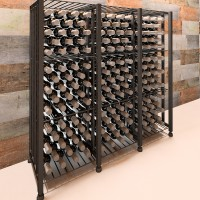 Case and Crate Triple Bin Short - 144 Bottles