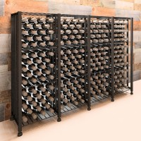 Case and Crate Quadruple Bin Short - 192 Bottles