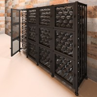 Case and Crate Quadruple Locker Short - 192 Bottles